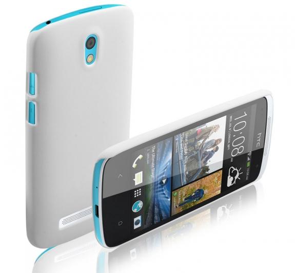 Σκληρή θήκη Slim Snap on για HTC Desire 500