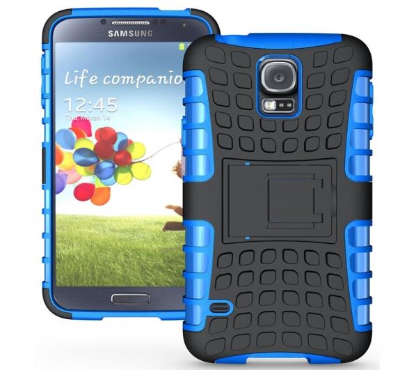 Υβριδική σκληρή  θήκη για Samsung Galaxy S5